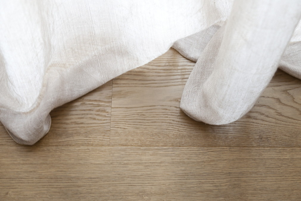 Processes for wood floor