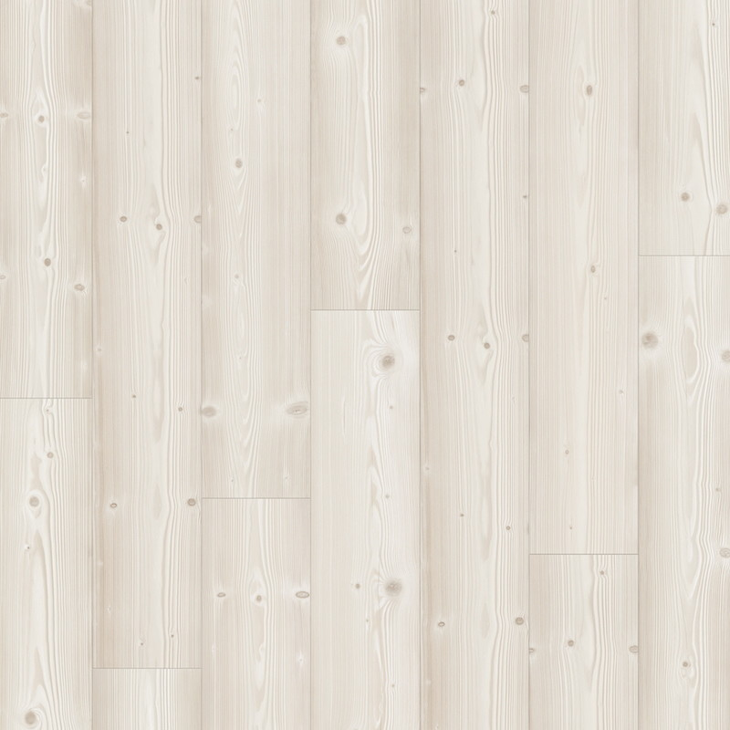 BRUSHED WHITE PINE - GENUINE™ RUSTIC WITH EXTRA MATT FINISH