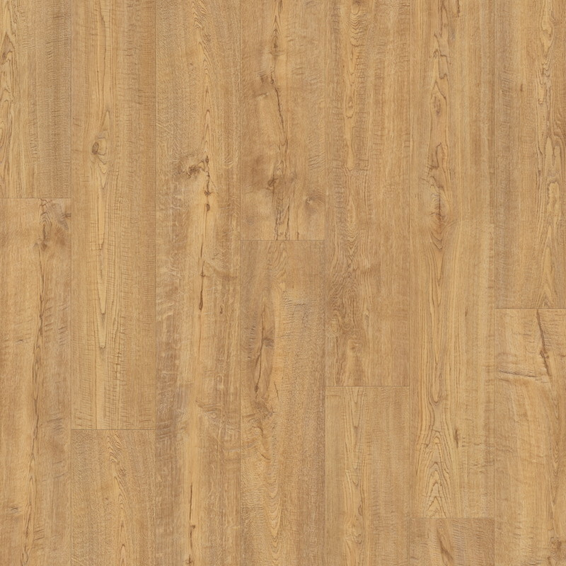 SCRAPED VINTAGE OAK - GENUINE™ RUSTIC TEXTURE WITH SEMI POLISHED FINISH
