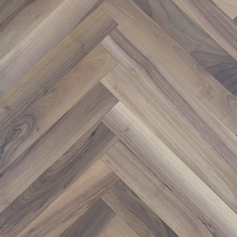 European Walnut Herringbone 90°