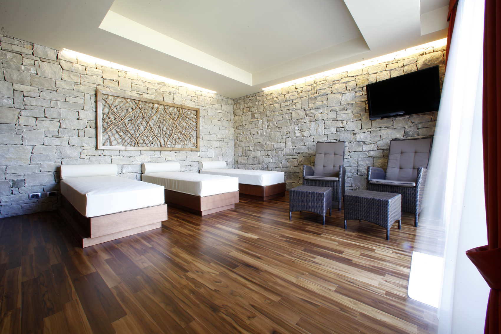 Wellness centre - Lake Garda
